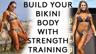 Build Your Bikini Body With Strength Training | Workout For Sexy Shoulders with Exercise Guide