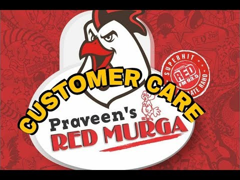 RED MURGA   CUSTOMER CARE   RJ PRAVEEN   very funny prank call