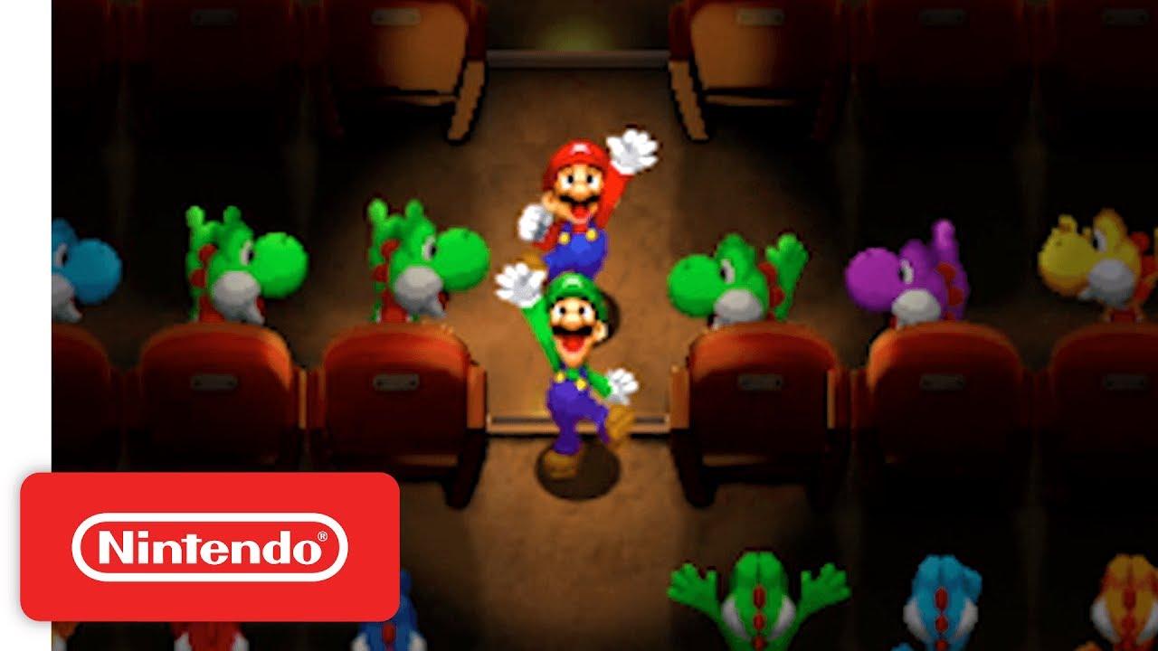 Mario Luigi Superstar Saga Bowser S Minions Coming To