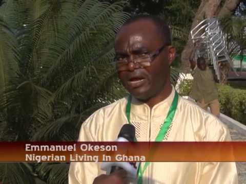 Aburi Town In Ghana And Nigeria