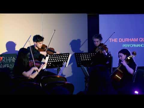 Performance | The Durham Quartet | TEDxDurhamUniversity
