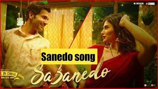 Made In China - Sanedo | Rajkummar & Mouni | Mika Singh, Nikhita Gandhi, Benny Dayal | Sachin-Jigar