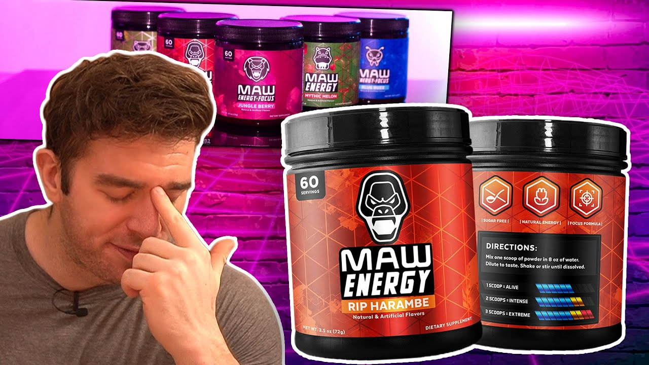 The WORST Pre-Workout Of All Time?