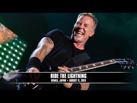 Metallica: Ride the Lightning (MetOnTour - Osaka, Japan - 2013)