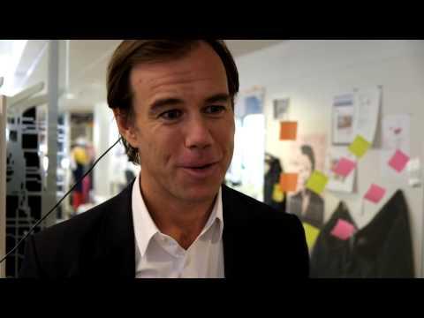 Karl-Johan Persson, Sumpan hetare än Times Square.