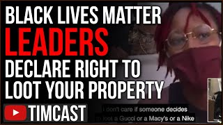 Black Lives Matter DEFENDS Chicago Looters, Say Looting Is Their RIGHT As Crime SKYROCKETS Across US
