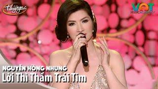 Nguyễn Hồng Nhung - Lời Thì Thầm Trái Tim | Đêm Nhạc Vũ Quang Trung