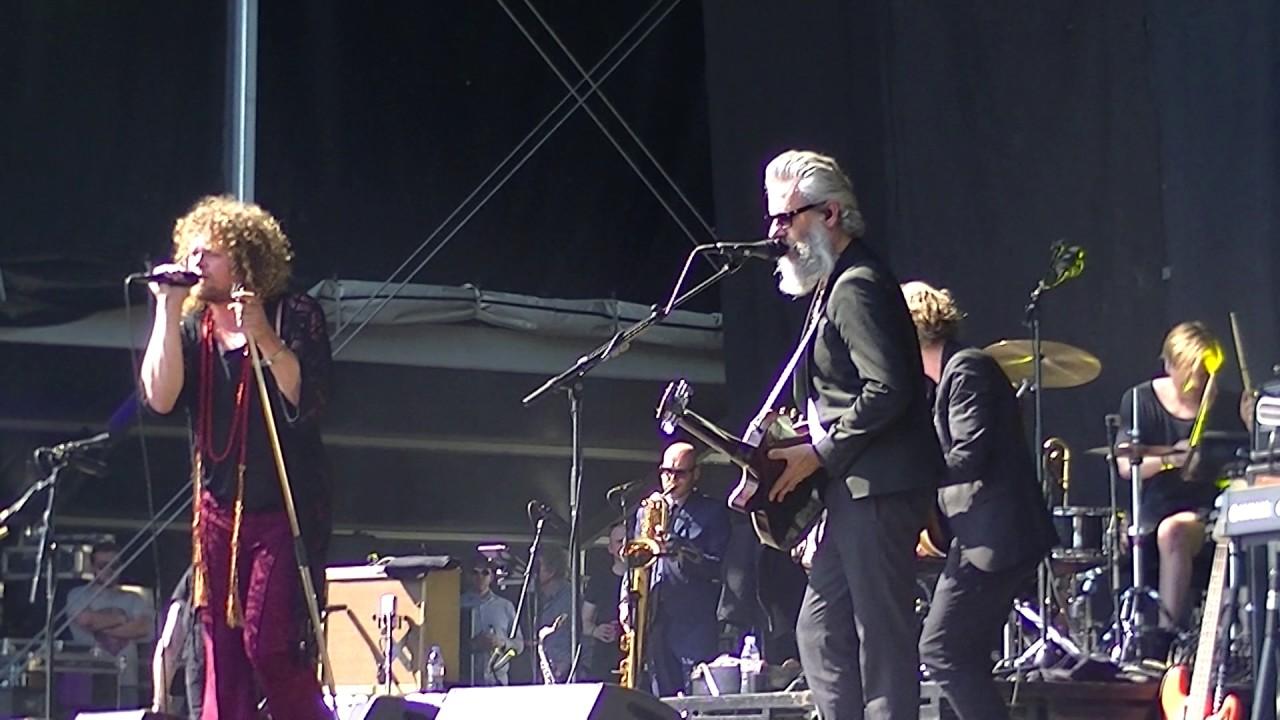 Di Rect Crazy Madonna Live At Central Park Festival Utrecht