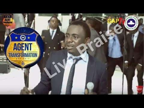 Powerful LIVE Praise @ RCCG October 2017 HOLY GHOST SERVICE