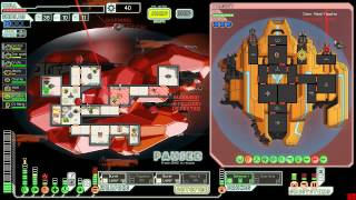 Ftl Crystal cruiser Ship Type B Last stand
