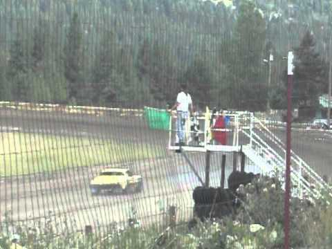 Eagle Track Raceway Street Stock Heat Race Part 2 Aug 17th 2013