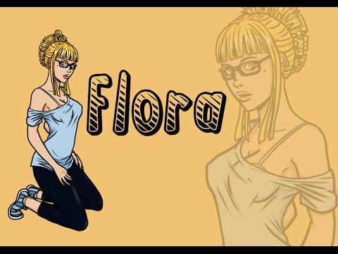 Dessin : Flora (Onomatopée)