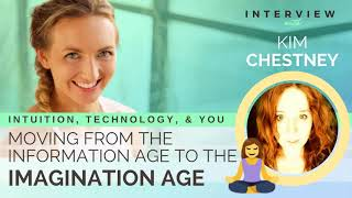 Ep 160 Sivana Podcast: Intuition, Technology & You with Kim Chestney
