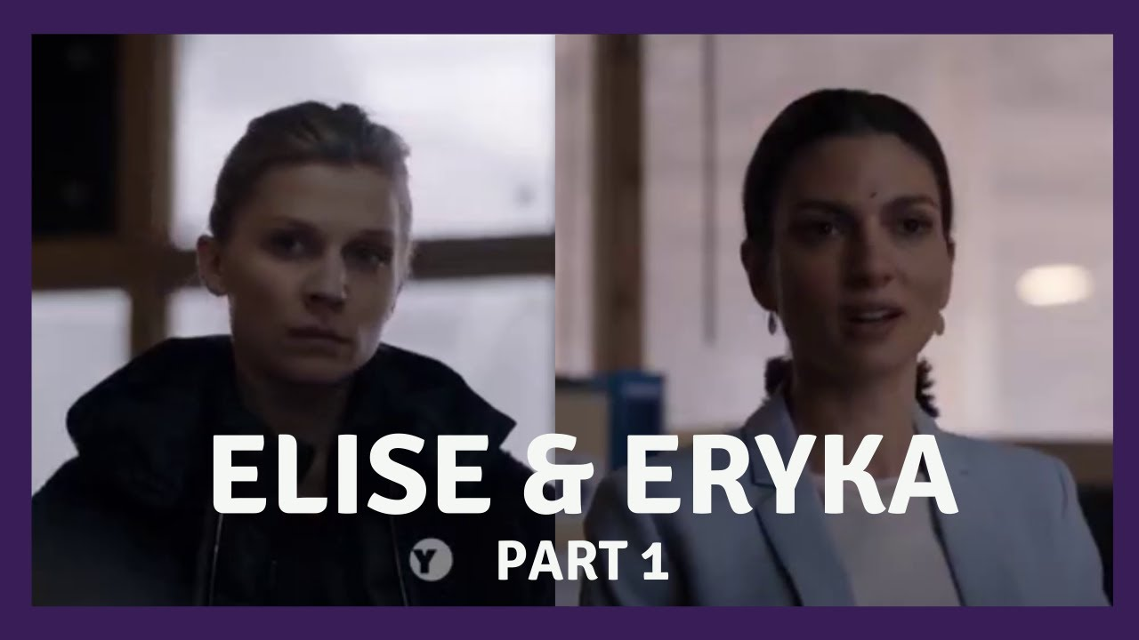Download Elise and Eryka Part 1 - The Tunnel S2  UK TV - A Lesbian Interest Love Story [Eng, Port, Esp Subs]