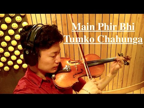 Main Phir Bhi Tumko Chahunga (Sad Violin) by Real Violinist KOHEI from Tokyo|Half Girlfriend|