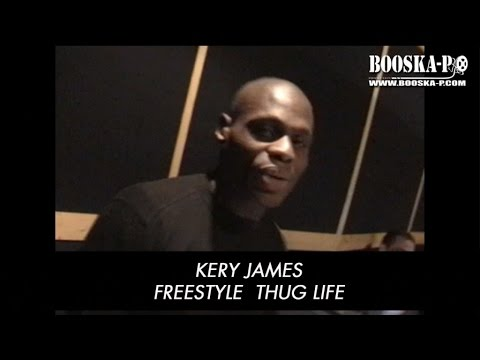 Kery James [Freestyle Thug Life]