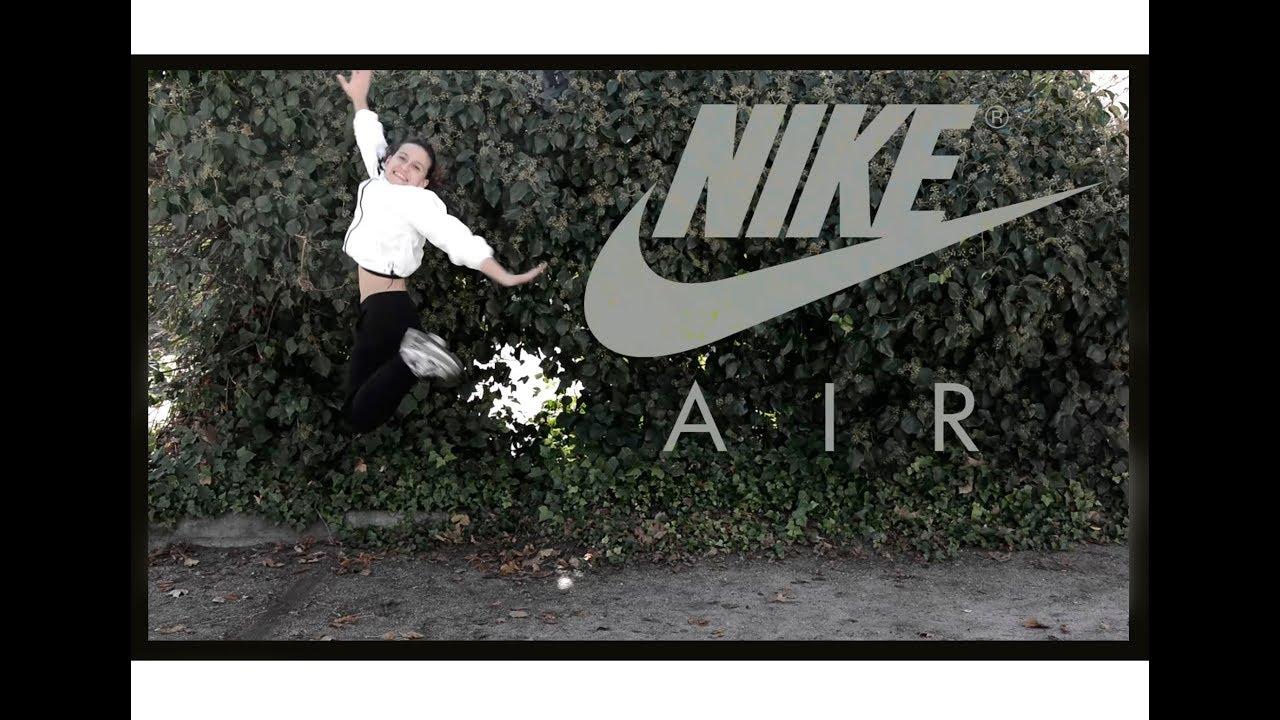 sangre Zapatos antideslizantes asiático  Anuncio zapatillas Nike - YouTube