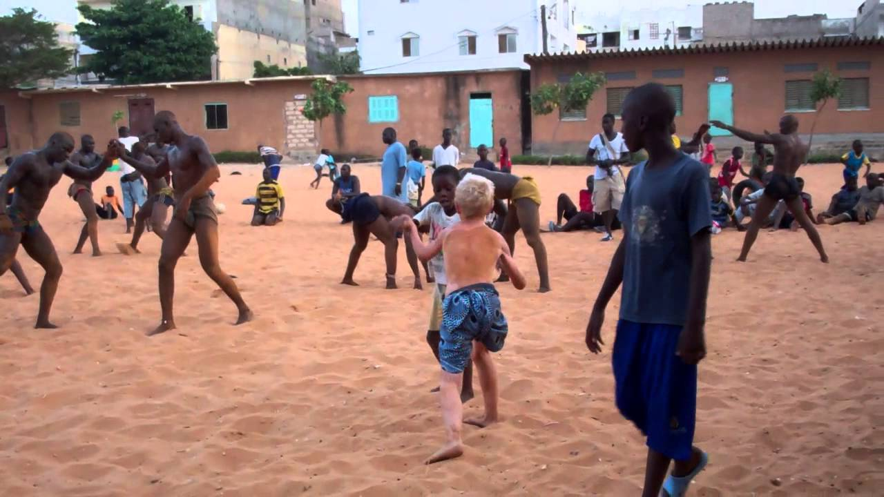 La Lutte - Senegalese Wrestling in Dakar - Championship