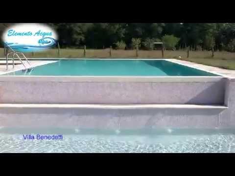Come costruire una piscina interrata  YouTube