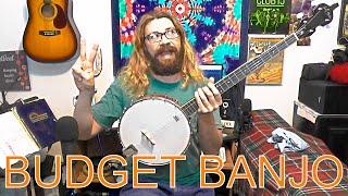 Harley Benton Banjo Second Look