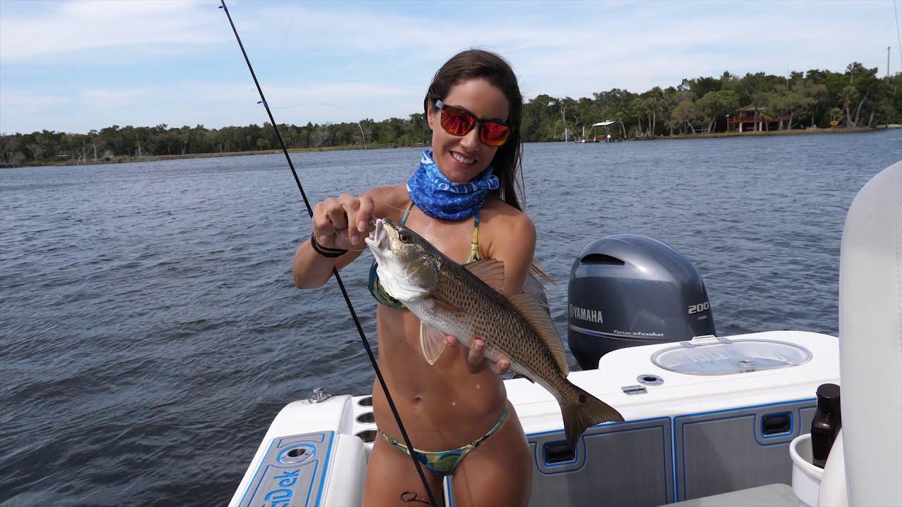 Изведнъж риболова ми стана най-любимото занимание!