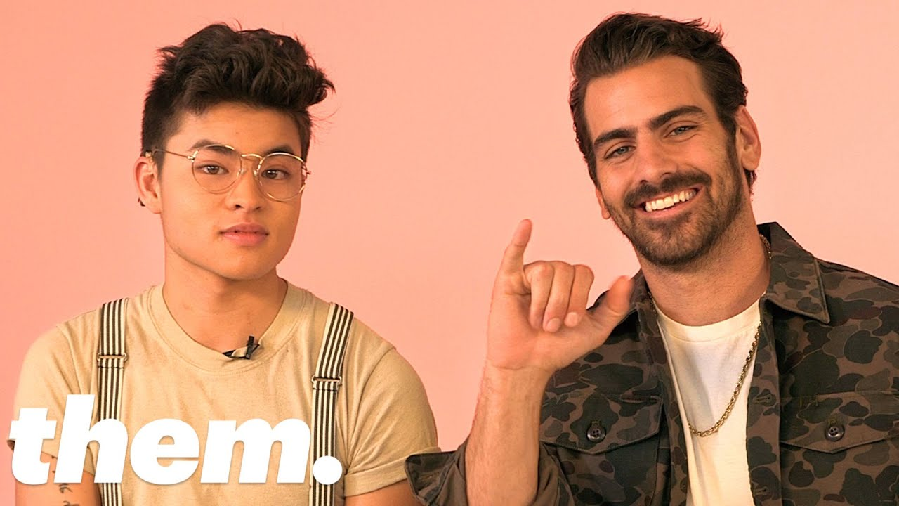 Nyle DiMarco & Chella Man On Being Queer and Deaf | them