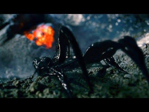 Venom Arrives on Earth - Meteor Scene - Spider-Man 3 (2007) Movie CLIP HD