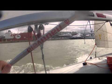 420 Nautivela da Yacht Club italiano a Ciappeletta