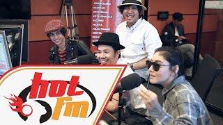 Apa Jadi Bila Bunkface Beralih Ke Muzik Dangdut? - Mash Up Hot FM - #AMKREW