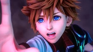 KINGDOM HEARTS 3 Opening Movie Trailer (2019) PS4 / Xbox One / PC