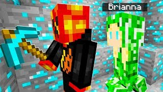 How to PRANK PrestonPlayz as a MOB in Minecraft!