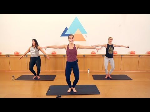 Barre3 - 30 Minute Workout #2