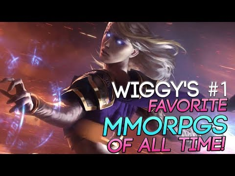 My Personal Top 10 Best MMORPGs You Should Be Playing RIGHT NOW 2017!