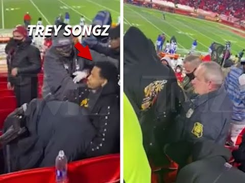 Singer Trey Songz released from jail after altercation with police ...
