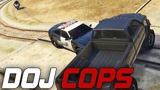 Dept. of Justice Cops #69 - Cop Blocker (Criminal)