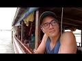 SLOW BOAT from LAOS to THAILAND // Luang Prabang to Chiang Rai