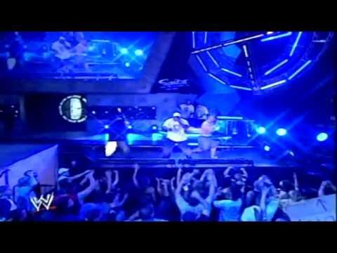 "John Cena ""Bad Bad Man"" Live on WWE Monday Night RAW"