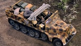 RC SCALE MILITARY VEHICLES IN ACTION THIS IS GREAT AND AMAZING !!! / Faszination Modellbau 2015