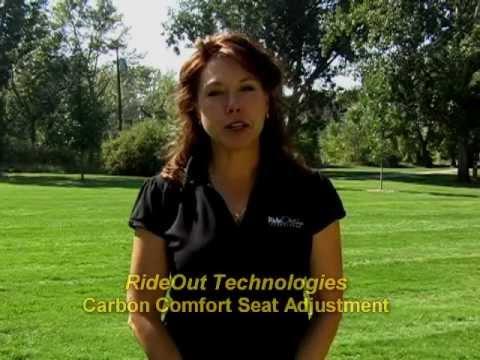 Carbon Comfort Seat Ajustment