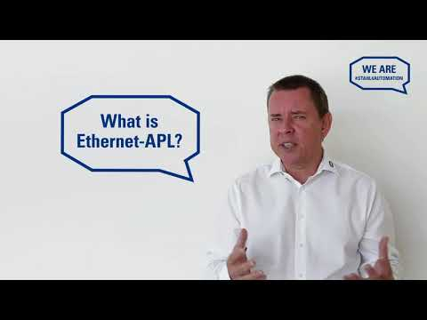 Introducing Ethernet-APL - the Future of Process Automation   Advanced Digitalization Technology