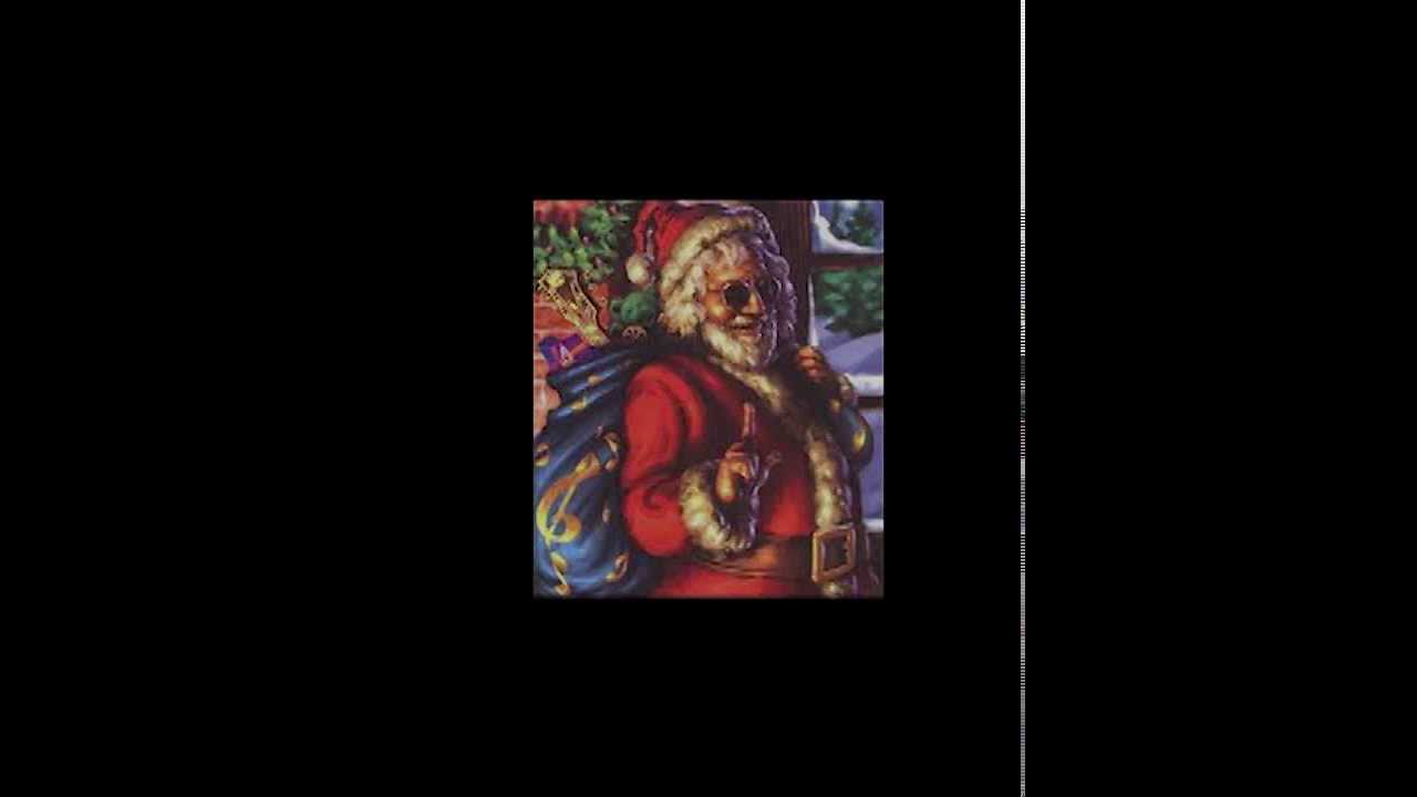 jerry garcia acoustic band christmas times a coming 1987