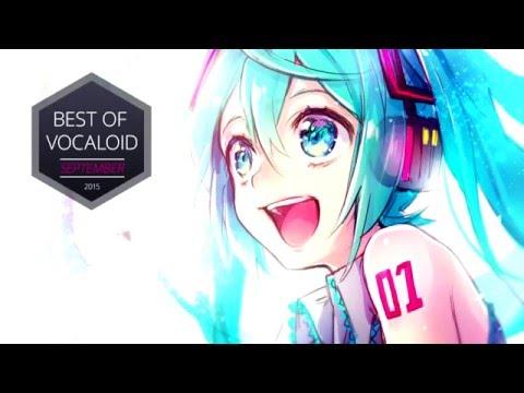 Best of Vocaloid September 2015   Vocaloid Mix