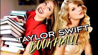 THE TAYLOR SWIFT BOOKHAUL