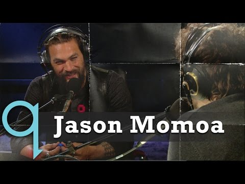 Game of Thrones star Jason Momoa embarks on the Frontier