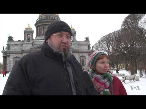 Cathedral Controversy 'Symbolic' as Russia Marks Russian Revolution Centenary