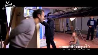"Moretti Compact - BackStage Spot ""Viva La Cameretta"" Thumbnail"