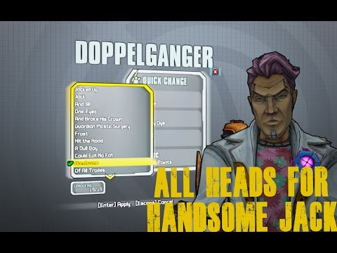 Borderlands The Pre-Sequel All Heads for Jack the