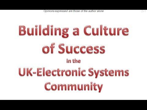Building a Culture of Sucess - 3dec13