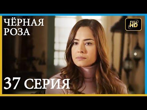 Чёрная роза 37 серия русская озвучка