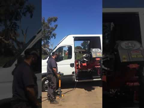 13 Flat truck tyre repair sydney mobile roadside service